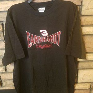 Dale Earnhardt Shirt XL Black Chase Authentic  H1